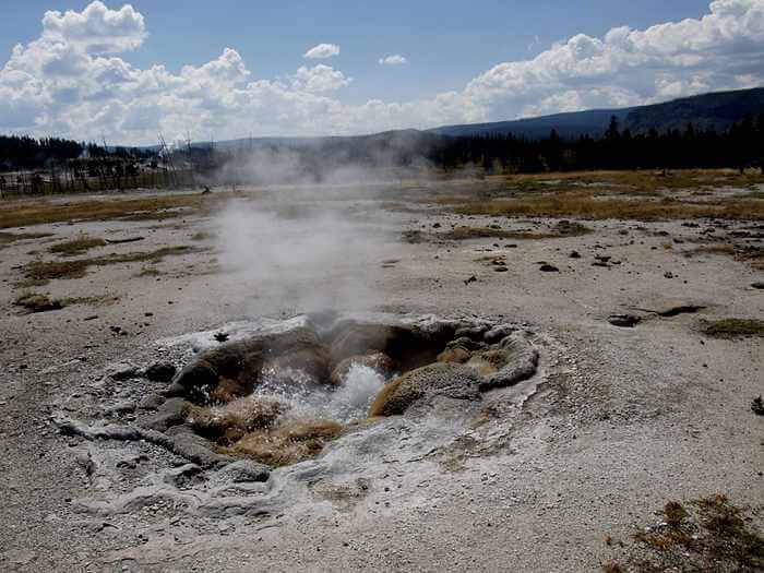 Geothermal energy as renewable resource