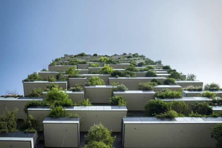 green building carbon footprint