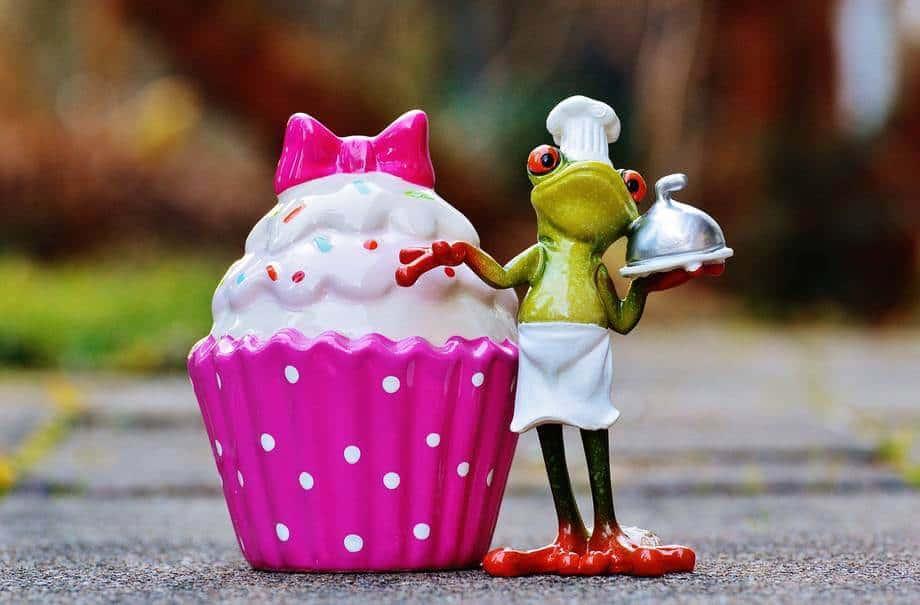 beautiful cupcake design
