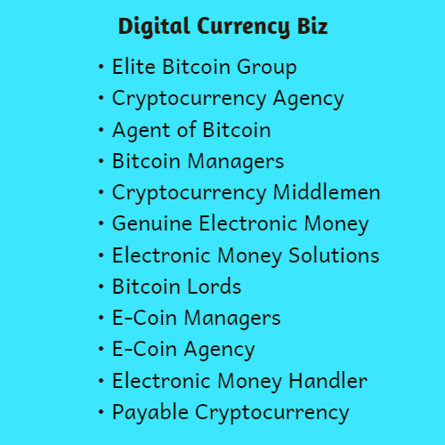 list of bitcoin exchanges
