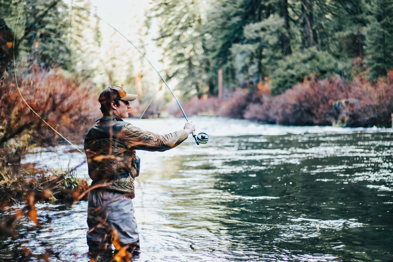 fishing captions